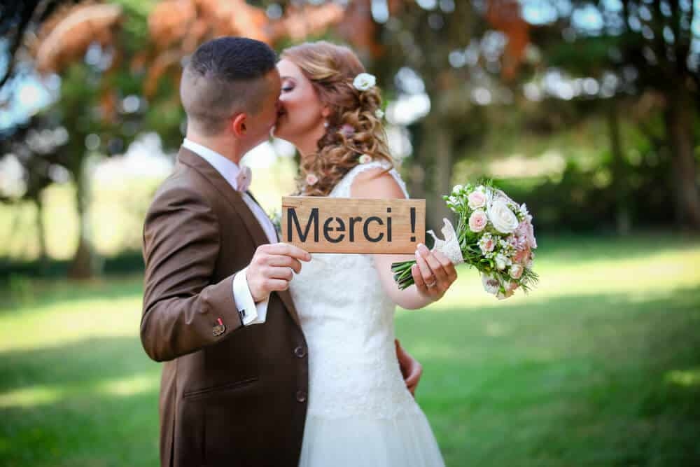 photo de mariage couples
