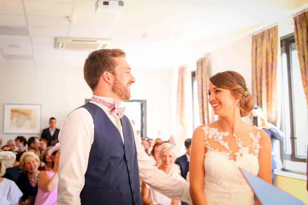 photo de mariage mairie