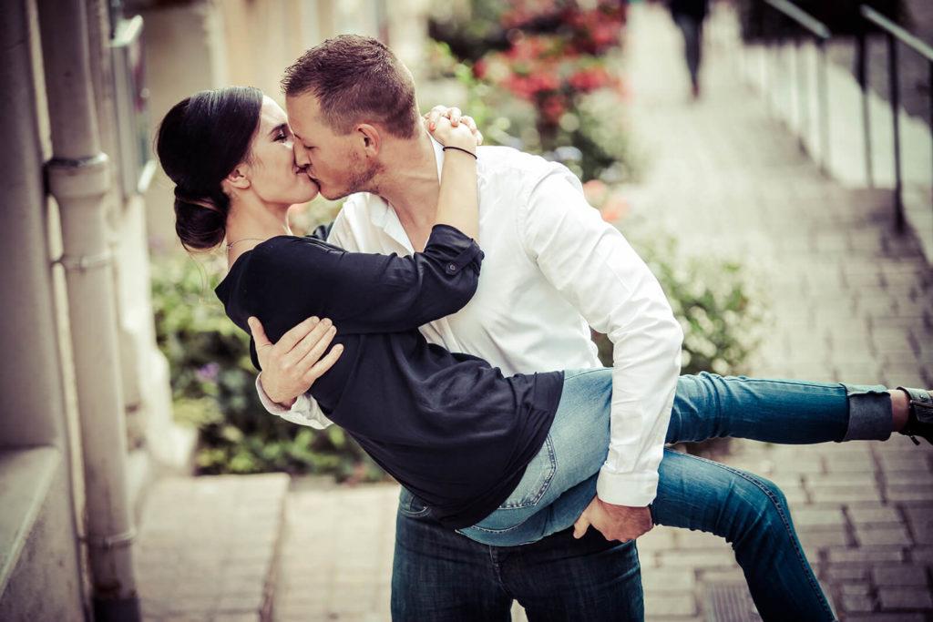 Love Session photographe mariage